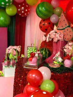 Watermelon Birthday Parties, Fruit Party, Summer Treats, Birthdays, Desserts, Food, Decorating Ideas, Party, Anniversaries