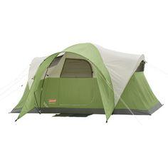 Coleman Montana 6-Person Modified Dome Tent