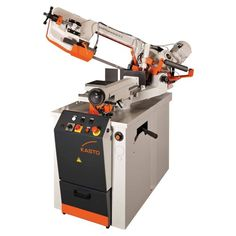 Kasto PRACTICALU2�11.8″�נ6.7″ Semi-Automatic Bandsaw Tool-Krib Supply Company | 973-808-4550 | www.toolkrib.com | Industrial Supplies NJ NY PA | Cutting Tools | Deltronic Pin Gages | Vendor Managed Inventory | Tool Vending Machines