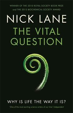 'The Vital Question' by Nick Lane