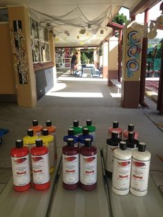 SmartColor is and eco-friendly semi-transparent stain that is great for all typed of decorative concrete staining projects.  It comes in a wide array of colors and is great for faux finishes.