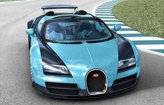 Photographs of the 2013 Bugatti Veyron Grand Sport Vitesse Legend Jean-Pierre Wimille. An image gallery of the 2013 Bugatti Veyron Grand Sport Vitess. Maserati, Lamborghini, Ferrari 458, Luxury Sports Cars, Sport Cars, Bugatti Veyron, Bugatti Cars, My Dream Car, Dream Cars