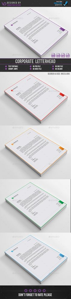 Pinterest u2022 The worldu0027s catalogue of ideas - letterhead samples word