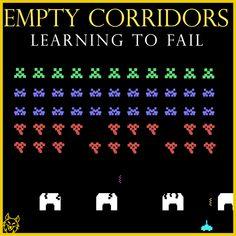 Advert for Empty Corridors find it on Amazon
