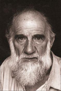 Emilio Vedova, Ritratto, 1984