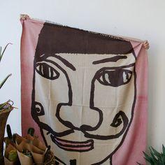 French Man Blanket