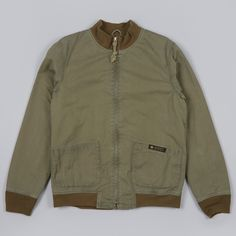 NEIGHBORHOOD Tankers Jacket - Olive Drab