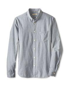 b54ac68223b4e Levi's Made & Crafted Men's One Pocket Shirt