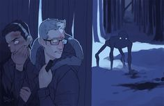 Until Dawn - Josh Washington x Chris Hartley - Climbing Class Wendigo Until Dawn, Until Dawn Josh, Josh Washington, Vampire Stories, Dark Pictures, Life Is Strange, Cute Gay, Anime, Game Art