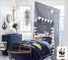 Shark Canopy