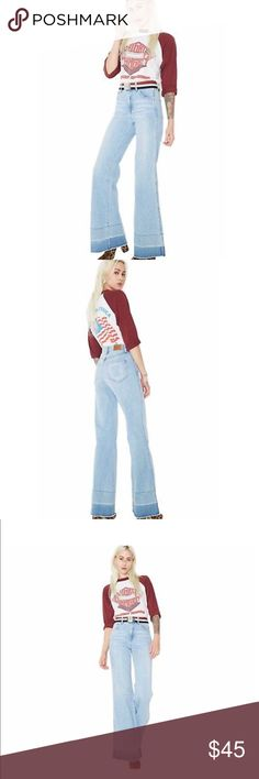 Wildfox Couture Shields Flare Jeans (27) $110 Wildfox Couture Shields Flare Jeans (27) $110 Wildfox Jeans Flare & Wide Leg