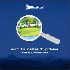 Put the search button to good use. #WorldEnvironmentDay2021 #Cassixcom #EcoFriendly #SaveThePlanet #GoGreen #Recycle #PlasticFree #NatureLove #ReducePollution World Environment Day, Ture Love, Save The Planet, Go Green, Recycling, Button, Search, Creative, Movie Posters