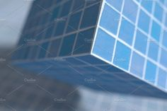 Abstract cube by De todo un poco on @creativemarket