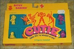 C.U.T.I.E - The chic version of M.U.S.C.L.E.S