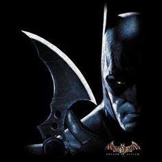 Batman Arkham Asylum Batman T-Shirt Batman Arkham Asylum, Tortured Soul, Batman T Shirt, Dark Knight, The Darkest, Video Game, Nerd, Superhero, Long Live