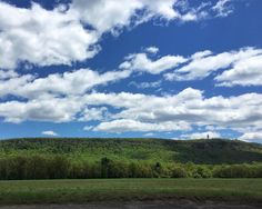 brighter days and greener trees what's your favorite place to visit in Connecticut during the spring? We love the view of and from Heublein Tower in Simsury, CT. #CTvisit