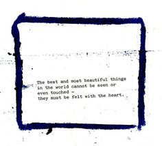 ♥ You Have A Way With Words ♥