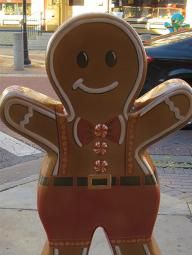 Gingerbread | Downtown Naperville