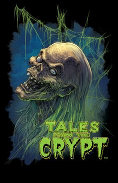Tales From The Crypt - The Crypt keeper