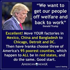 Put your $$$$$ where your mouth is !! While you're at it , pay for the wall yourself if you truly believe in it. Stop making us pay for EVERYTHING while you don't pay income taxes like we working Americans do. You are not a dictator or King. This is AMERICA
