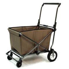 Deep Folding Utility Cart