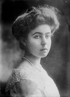 Princess Margaret of Connaught, Crown Princess of Sweden and  Duchess of Scania.