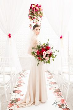 English Rose Inspired Editorial   The Bold + The Beautiful