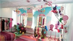 Play rooms for girls