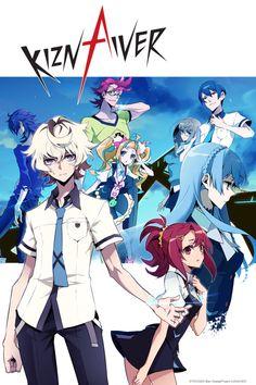 Tercera imagen promocional del Anime Kiznaiver.
