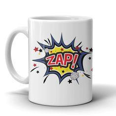 ZAP! Coffe Mug