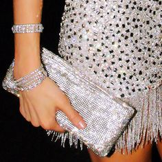 I'm a girl, I love anything that sparkles!