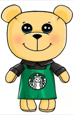Starbucks Bear