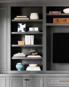 35 amazing alcove bookshelves images in 2019 rh pinterest com