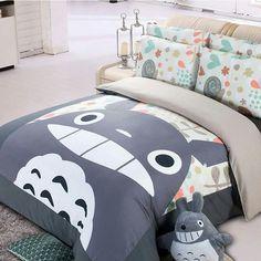 Totoro Bedroom