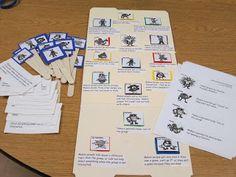 DIY materials for Social Thinking