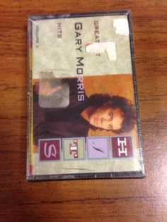 Gary Morris Greatest Hits Vol. 2 Cassette Brand New Sealed country