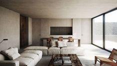 A Merry Mishap / A minimalist escape in France, by Nicholas Schuybroek  #Architecture, #Design, #HomeDecor, #InteriorDesign, #Style #minimalistarchitecture