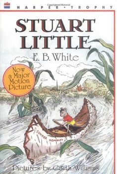 E.B. White's classic novel about one small mouse on a very big adventure!