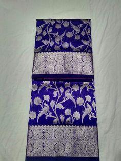Kota Silk Saree, Cotton Saree, Silk Sarees, Saris, Indian Bridal Sarees, Bridal Silk Saree, Bridal Lehenga, Saree Kuchu Designs, Bridal Blouse Designs