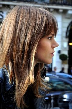 Great hair Hair style braided blonde dress up your straight hair. Hairstyles With Bangs, Pretty Hairstyles, Braided Hairstyles, Medium Hairstyles, Hairstyles 2016, Hairstyle Ideas, New Hair, Your Hair, Great Hair