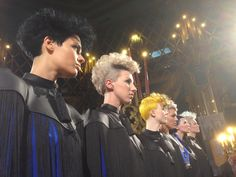 #moreinside #wwht2013 #davines #paris World Wide Hair Tour. Awesome Show!