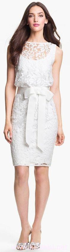 Dantel elbise modeli ve dantel elbise resimleri