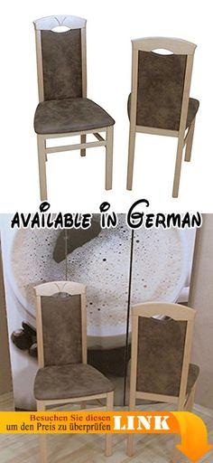 Set preis gestell buche massivholz hochwertiger bezug in lederoptik 100 polyester lieferung erfolgt aufgebaut küche haushalt home