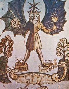 Alchemy the Union of Opposites Tarot, Ying Y Yang, Arte Tribal, Spirit Science, Occult Art, Medieval Art, Black Magic, Alchemy, Art History