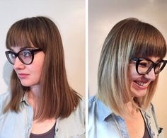 Gorg new Cut + Color by Kristen