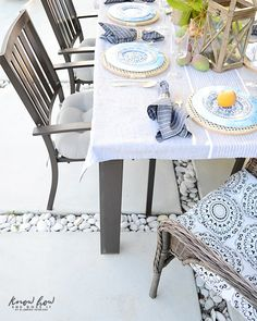 HomeGoods Summer Home Tour Chair Pillows Chair Pillow, Pillows, Home Goods Decor, Home Decor, Al Fresco Dining, Live For Yourself, Simple Style, House Tours, Life Is Good