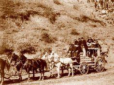 Black Hills of South Dakota and the Last Deadwood Coach.