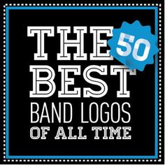 The best of the best in band logos