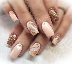 """Pink Tutu"" with ""French Press"" ✨ for @mcnnicolexo inspired by @celinaryden #nails#kelowna#gelnails#sculptedgel#lesliesgelnails#naildesign#pretty#cute#nailart#kelownagelnails#sculptedgelnails#nailsoftheday#kelownanailtech#pink#pinknails#marble#marblenails#gold#goldnails#glitter#glitternails#goldglitter#squarenails#swarovski#swarovskinails#valentines#valentinesnails"
