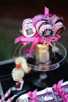 Monster High Party idea. X